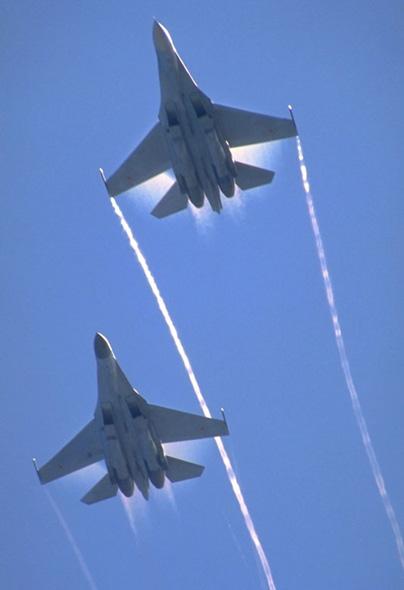 战略观察:北约评俄罗斯空军最困难时期(组图)
