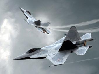 俄第五代战机将吸取米格和苏式战机优点(组图)