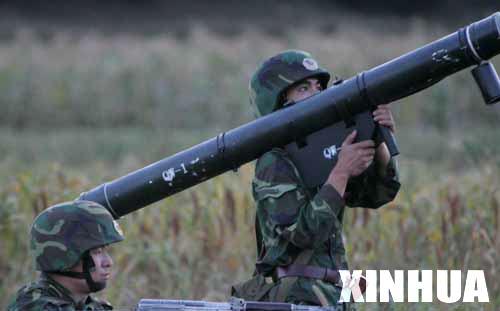 中国陆军远程机动作战演练:红军死路求生(图)
