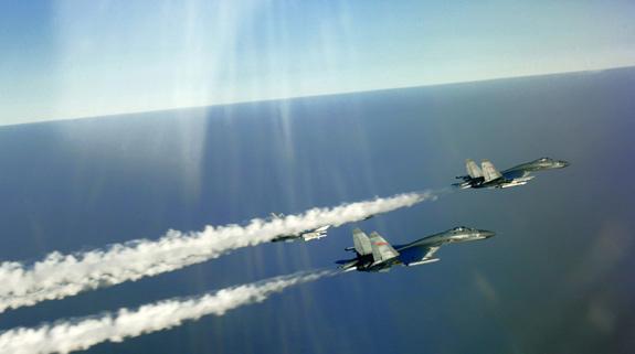 美智库中国威胁论:解放军现代化与台海平衡