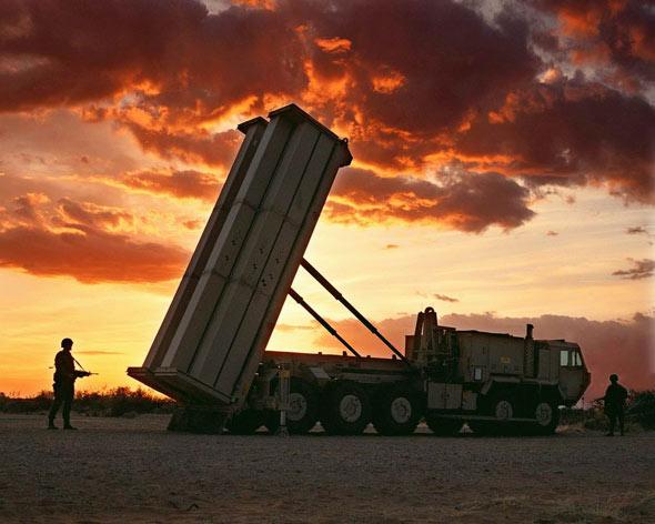 图文:美拟在西太平洋部署终端高空防空系统