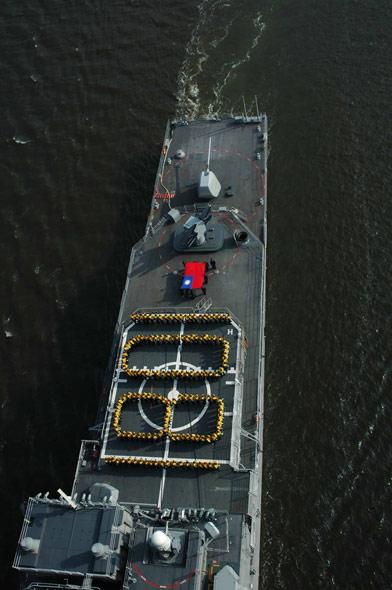 台军谋划在南海作战背后藏着潜艇战(组图)
