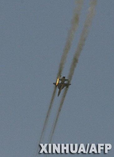 空军世界 :: 伊朗 Saeqeh 战斗机