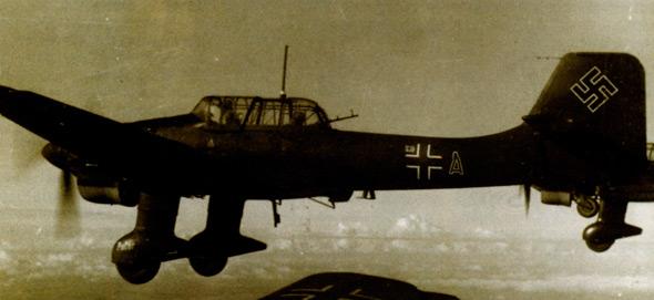 德国空军其他斯图卡联队(图)