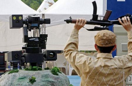 军情观察:机器人战争时代即将到来(组图)