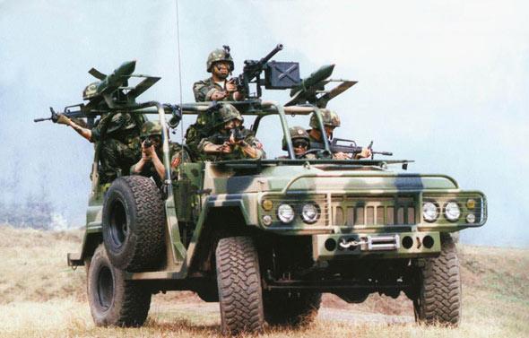 图文:解放军特种力量不容忽视