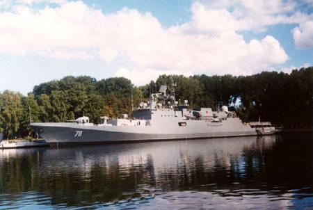 俄为印度建造的11356型护卫舰(组图)