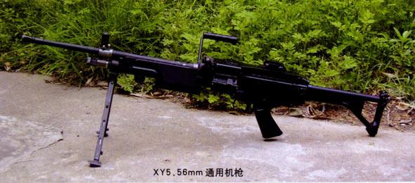 国营第356厂外贸枪械走俏国际市场(组图)