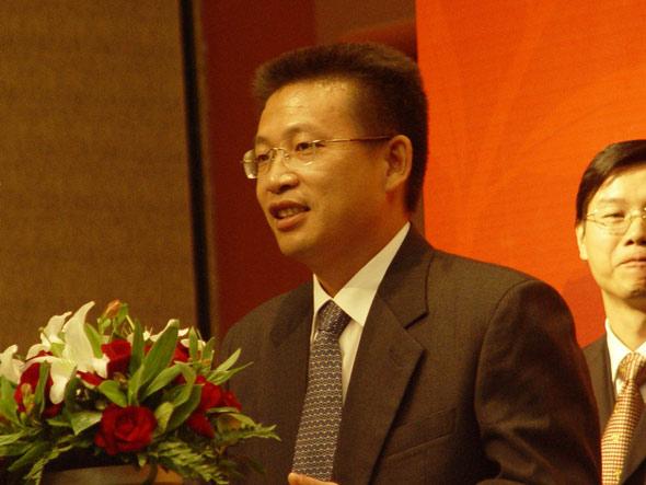 第一届航空航天月桂奖:技术先锋奖吴希明