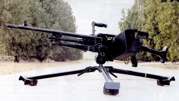 国产CQ7.62毫米通用机枪即将走出国门(组图)