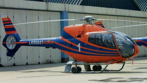 中欧联合研制直升机新锐 —— EC120/HC120