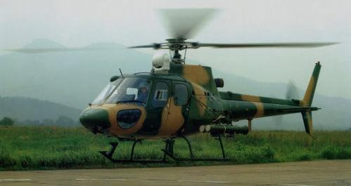 中国陆航主战装备之直11轻型直升机(组图)