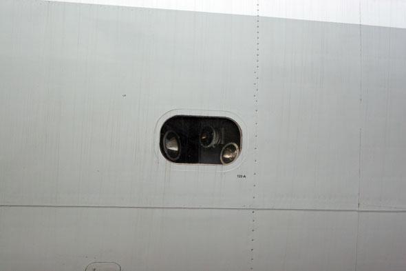 图文:俄罗斯伊尔-96客机