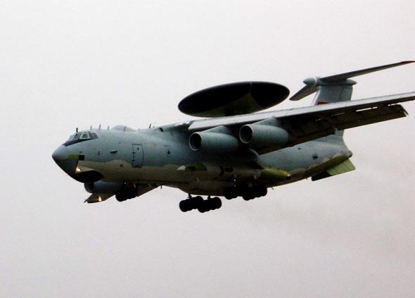 军事专家表示中国空军必须拥有预警机(组图)