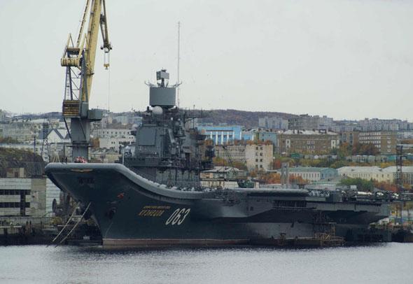 图文:台军方称大陆将拥有双航母战斗群