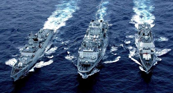美国专家对比中日海上力量中国反舰实力占优