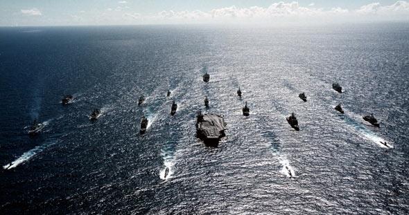 美空军专家分析大陆攻台能力及美军应对方案