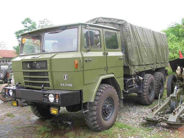 汽车运输,风险大,运输成本高.从1987年起,在军委总部的大力关高清图片