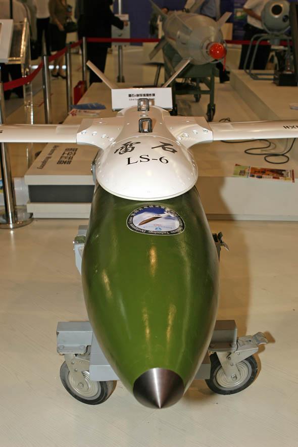中国自主研发精确武器:造价不高精度高(组图)