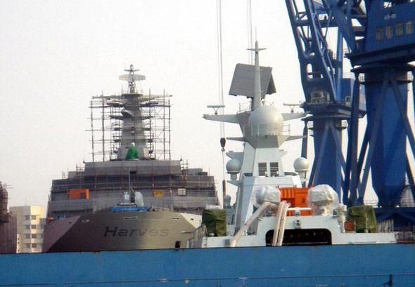东亚三国海军两栖作战舰艇对比(图)
