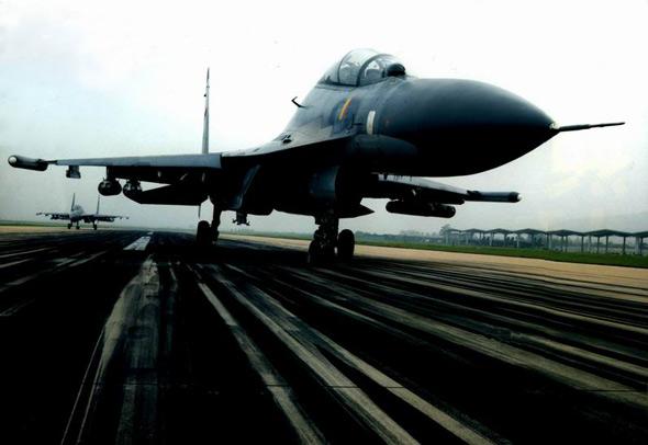 外国军事专家评估中国苏式机群战力(组图)