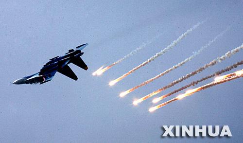 盘点2006年:中国国防工业迎来四新时代(组图)