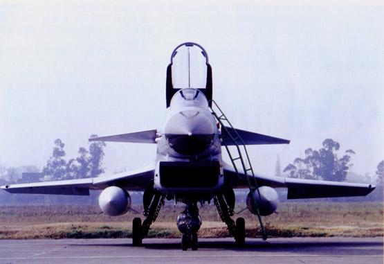 歼-10为我国自主独立研制的高性能第三代战机