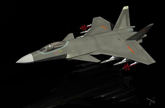 图文:中国空军未来第四代战斗机想像图