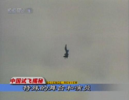 李中华:中国空军完成眼镜蛇动作第一人(组图)