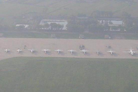图文:中国飞行试验研究院的机群