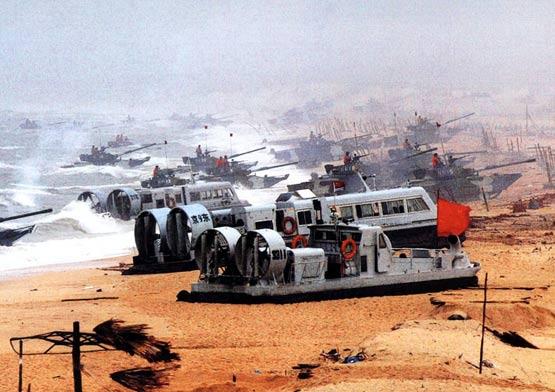 解放军将加强研究作战对手增强联合训练实战性