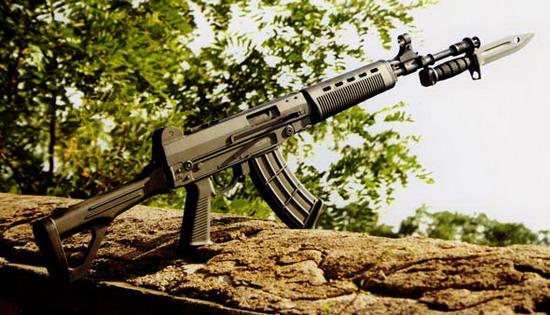 美刊评价曾影响中国战争进程的著名枪械(图)