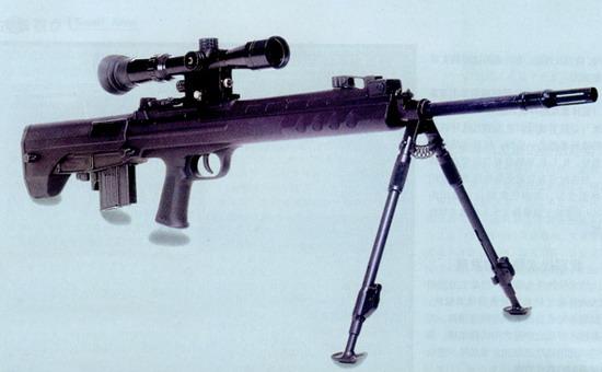 1式的主动步射击200米、150米、100米的工具时弹道高