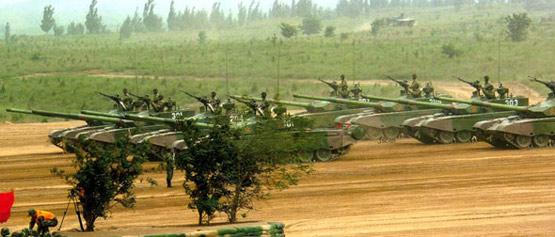 中国98式主战坦克武器与火控系统(图)