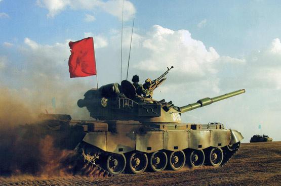 日专家认为99式坦克车体部分继承T-72坦克(图)