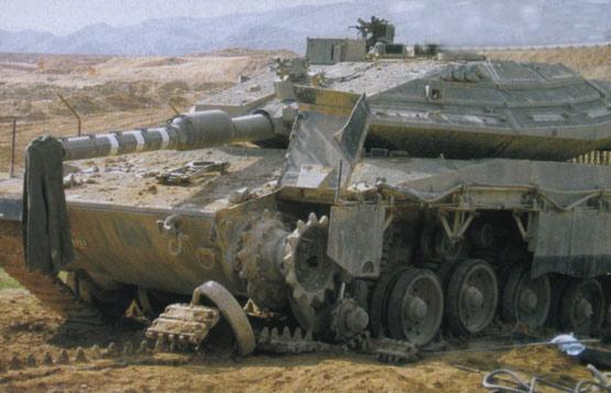 以军在战争中暴露出来的问题(图)