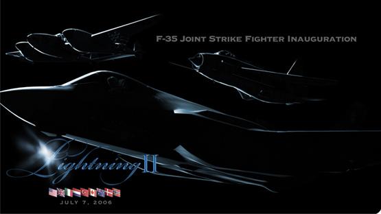 美军对外通报F-35世界战斗机研发进展(组图)