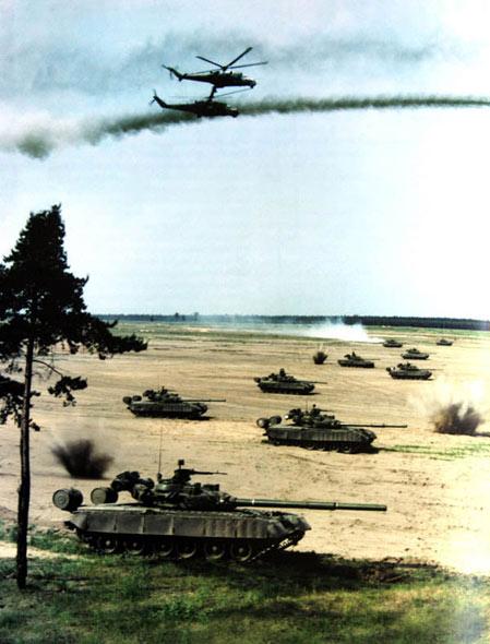 俄重整军队计划8年内使战力超前苏联最高水准