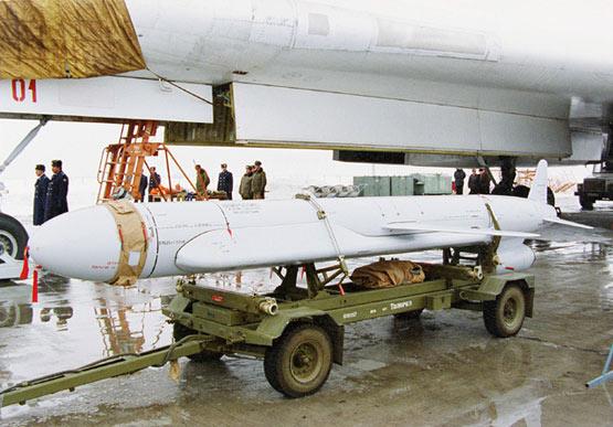 澳防务专家称中国可能在仿制KH55导弹(图)