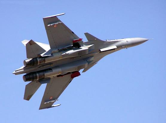 印度苏-30MKI问题多雷达看不清发动机寿命低