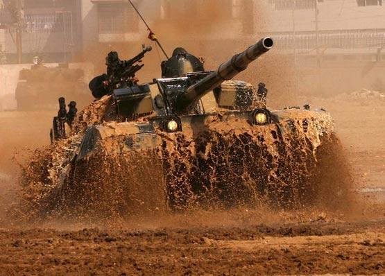 西方国家详评中俄外贸坦克性能及发展前景(图)