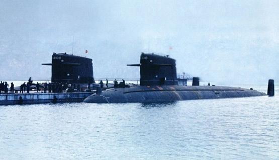 美炒作中国潜艇威胁加紧关岛核潜艇部署(组图)