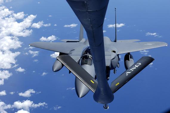 F-15E已具有发现识别和拦截战机巡航导弹的能力