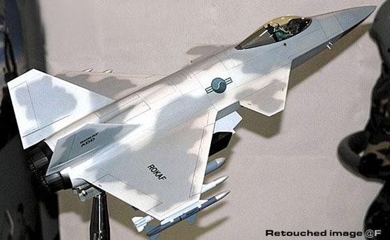 韩国将投资120亿美元研发第四代战斗机(图)