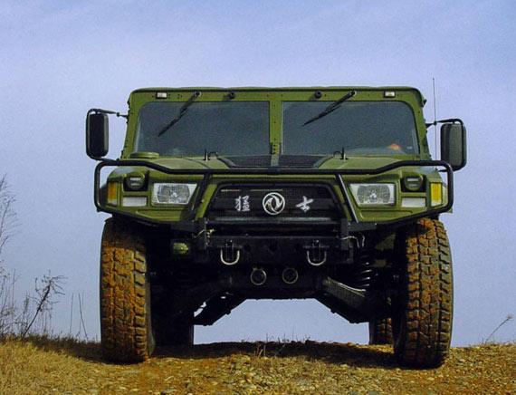 华夏悍马:国产三款新型军用越野车性能优劣分析