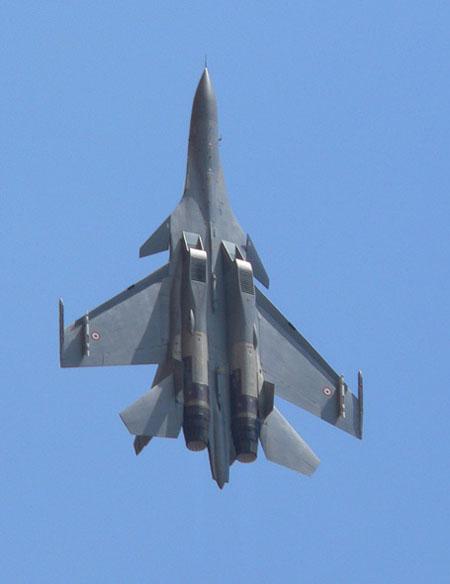 南亚雄鹰:印度空中力量大扫描(组图)