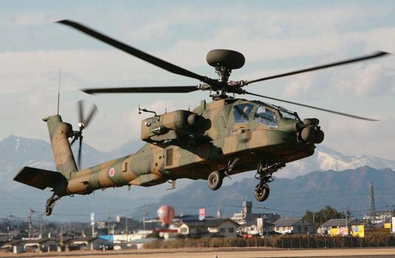 日本陆上自卫队将大批采购新型直升机榴弹炮