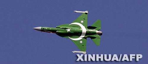 巴总理:枭龙战机对中巴双方具战略意义(组图)