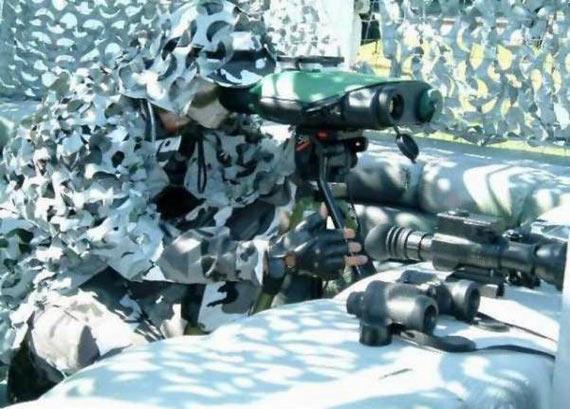 台军欲打造全天候狙击部队实际战力让人怀疑