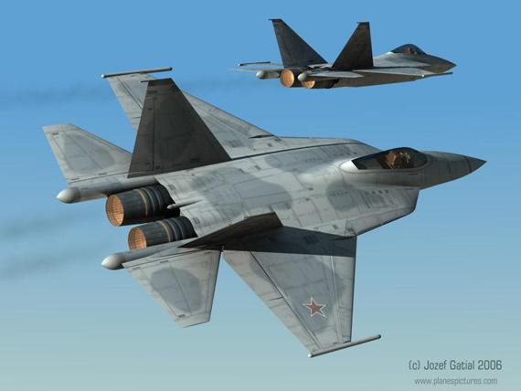 俄第五代前线战机将装备改型AL-31F-M3发动机
